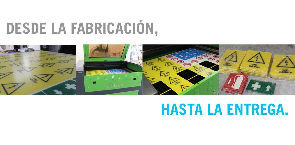 fabricacion letreros